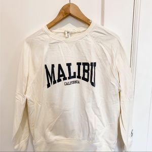 H&M Malibu sweatshirt